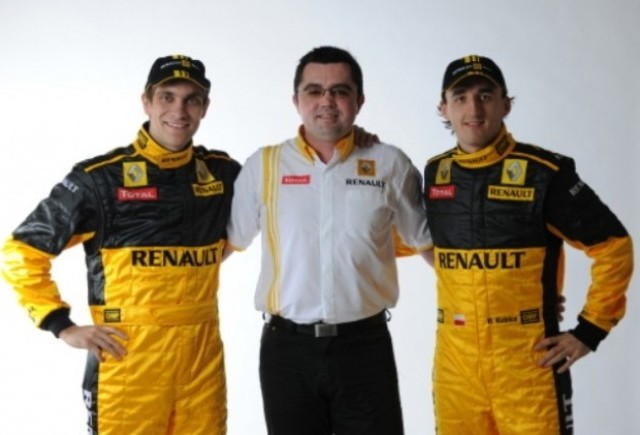 Boullier crede ca Renault a inviat in 2010
