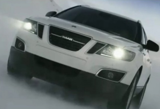 VIDEO: Prima reclama a noului Saab 9-4X