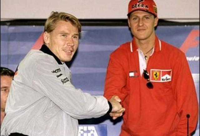 Hakkinen crede ca Schumacher ar trebui sa se retraga cat mai curand