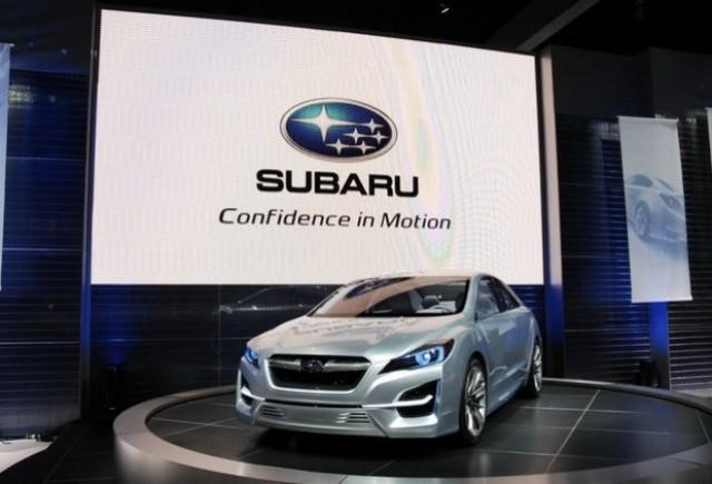 Acesta ar putea fi noul Subaru Impreza!