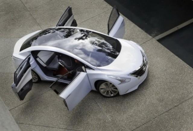 Iata noul concept Nissan Ellure!