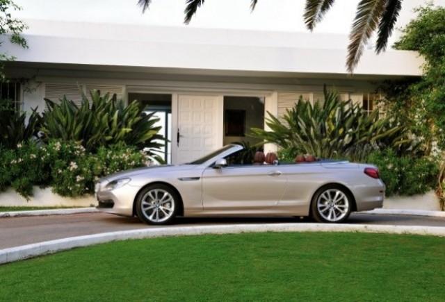 GALERIE FOTO: Noul BMW Seria 6 decapotabil