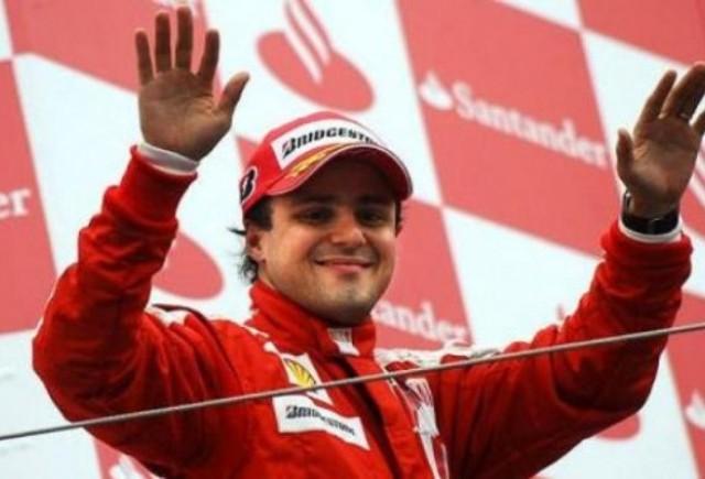 Massa, cel mai bun in primele teste Pirelli