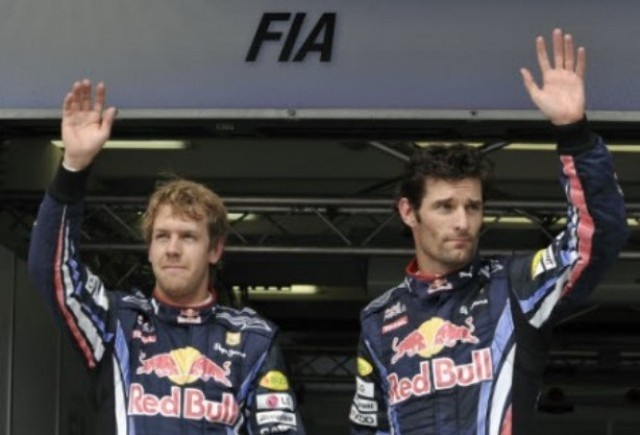 Vettel spune ca nu trebuie neaparat ca el si Webber sa fie prieteni