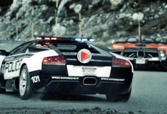 VIDEO: Need for Speed Hot Pursuit