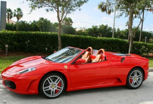 Doua bijuterii Ferrari, prezentate publicului timisorean