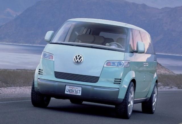Un nou Volkswagen Microbus