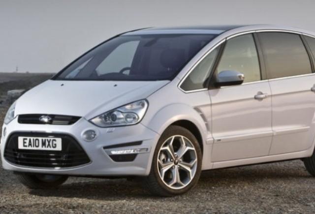 Modelele Ford S-Max si Galaxy vor primi noul propulsor 1.6 EcoBoost