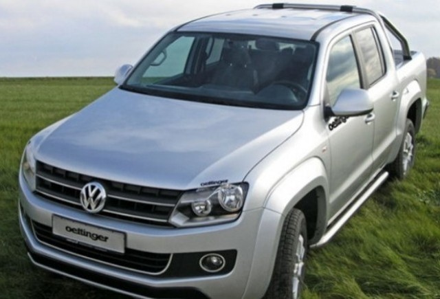 Volkswagen Amarok tunat de Oettinger