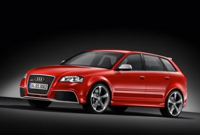 Audi RS 3 Sportback, primele date oficiale