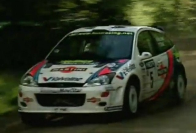 VIDEO: Istoria modelului Ford Focus RS WRC in 5 minute