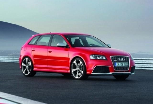 GALERIE FOTO: Noul Audi RS3 Sportback prezentat in detaliu