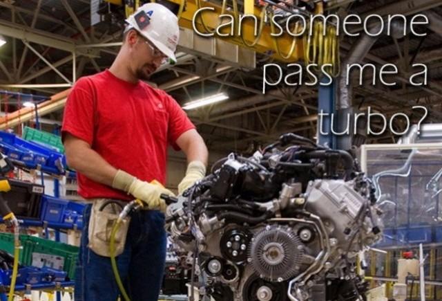Toyota va dota toate modelele cu turbo si injectie directa