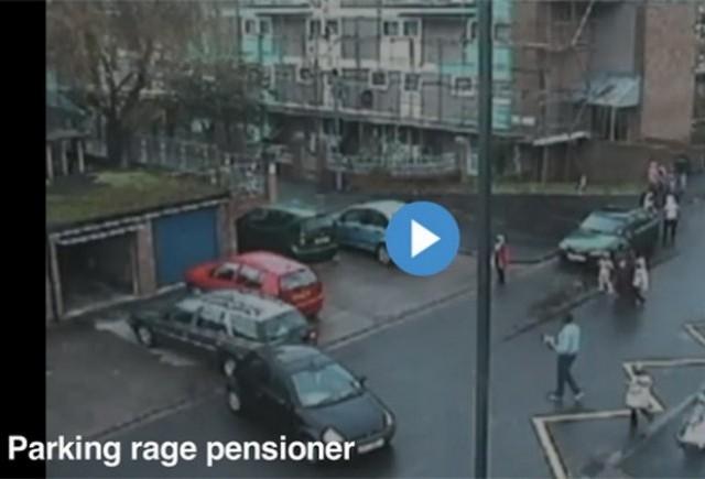 VIDEO: Un pensionar britanic isi face singur dreptate