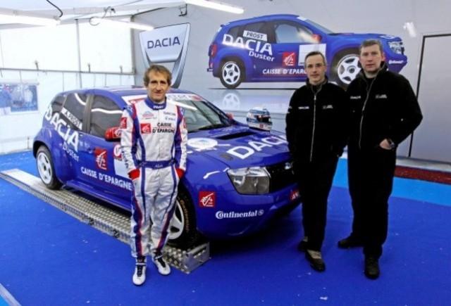 Dacia Duster Ice se pregateste pentru Trofeul Andros