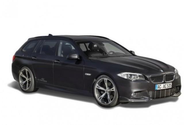 BMW Seria 5 Touring tunat de AC Schnitzer