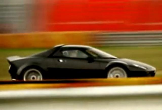 VIDEO: Luca di Montezemolo teseaza noul Lancia Stratos