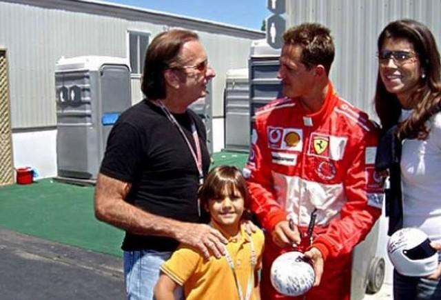 Fittipaldi crede ca Schumi va straluci in 2011
