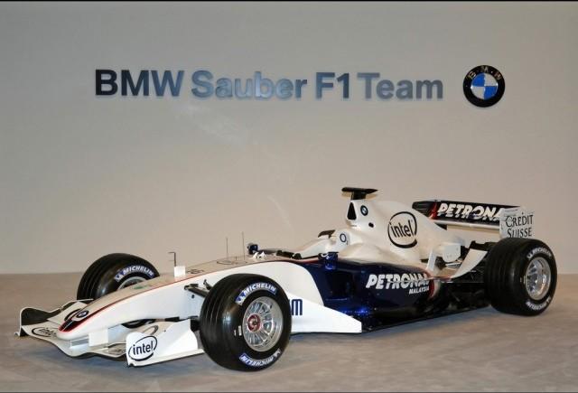 BMW Sauber va deveni Sauber