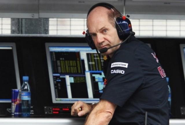 Newey: Schimbarile de regulament nu vor opri Red Bull
