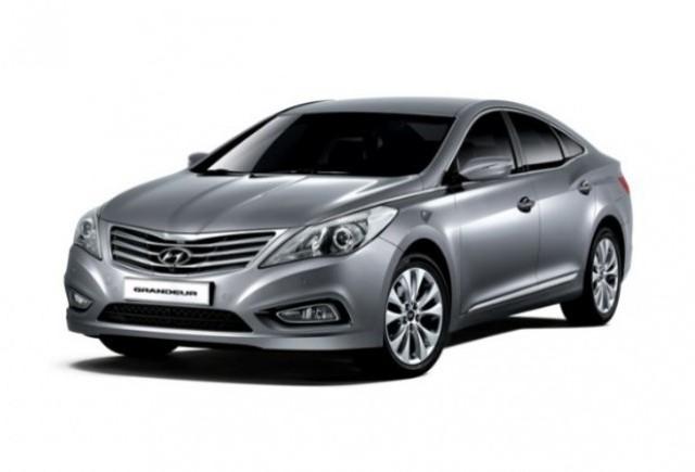 Iata noul Hyundai Grandeur!