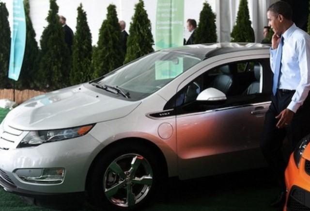 Administratia Obama cumpara vehicule hibrid