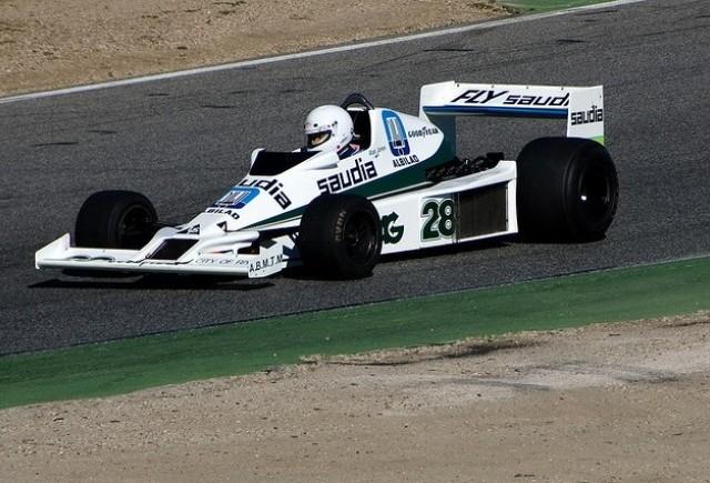 Istoria Williams 1970-1980