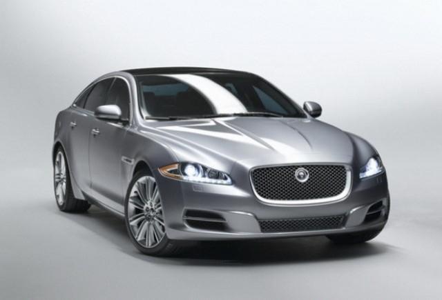 Jaguar XJ recall