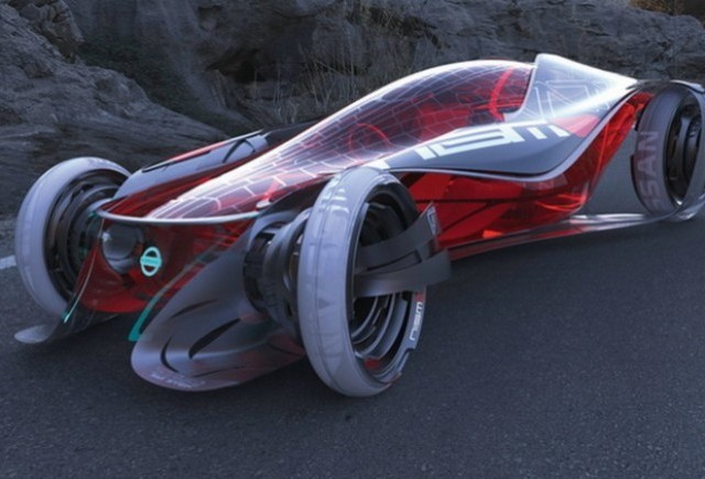 VIDEO: Nissan iV Design Concept