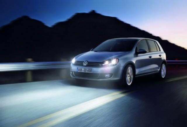 Volkswagen  Golf 6 primeste lumini de zi tip LED