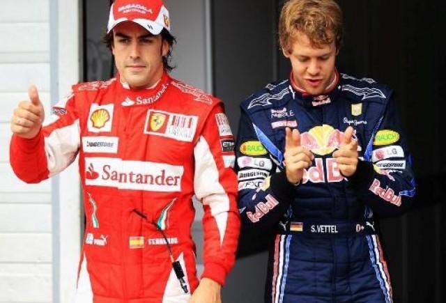 Vettel si-ar dori sa piloteze pentru Ferrari