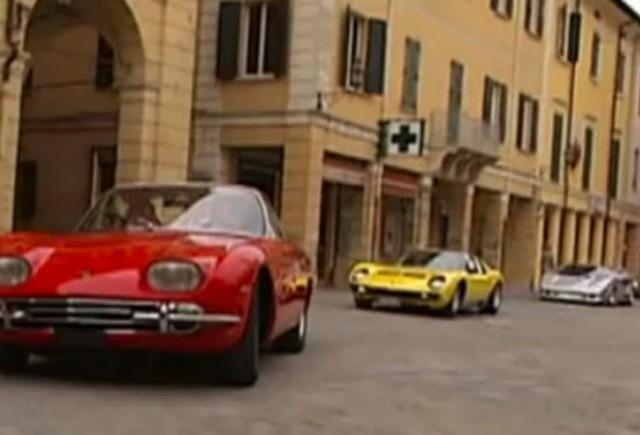 VIDEO: Lamborghini Murcielago iese fastuos din scena
