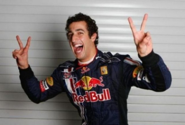 Ricciardo este noul pilot de rezerva Toro Rosso