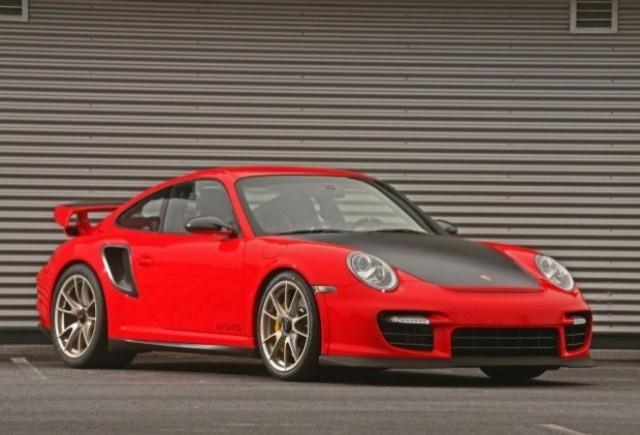 Porsche 911 GT2 RS tunat de Wimmer RS