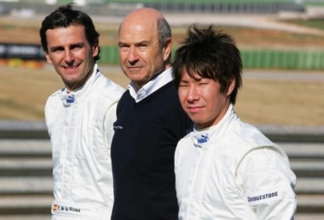 Sauber il elogiaza pe Kobayashi