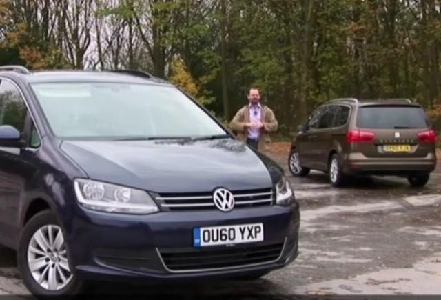 VIDEO: Autocar da verdictul pentru noul Sharan