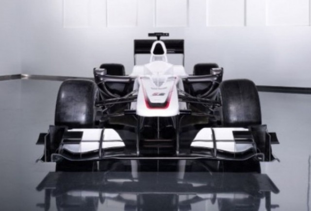 Noua masina Sauber va fi lansata in ianuarie 2011