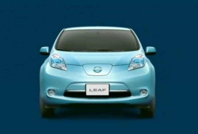 VIDEO: Iata cum prinde viata modelul Nissan Leaf!