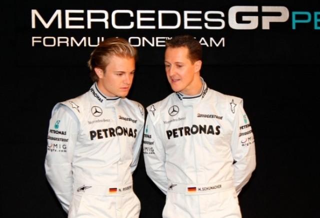 Schumacher iese la atac