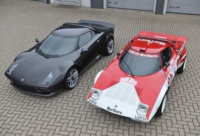 Lancia Stratos, detalii complete