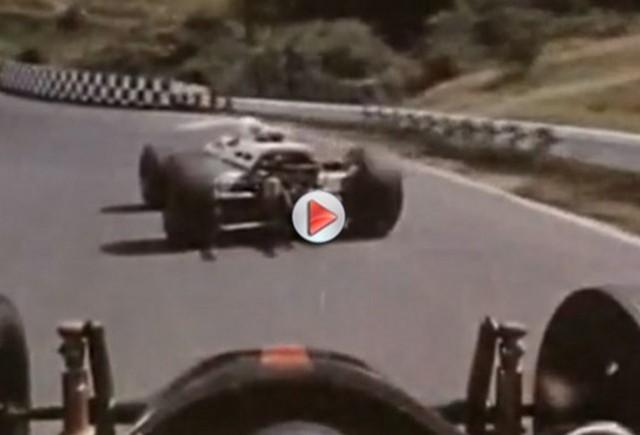 VIDEO: Formula 1 pe Nurburgring, in 1967
