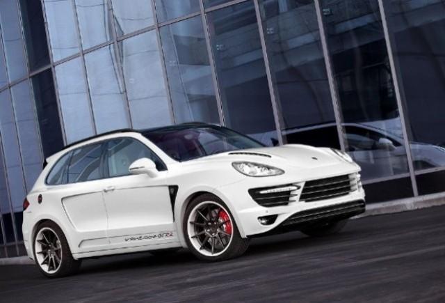 Porsche Cayenne tunat de Topcar