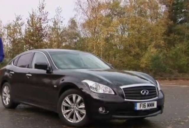 VIDEO: Infiniti M30d primeste verdictul Autocar