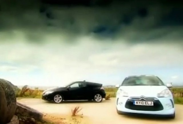 VIDEO: Citroen DS3 diesel vs Honda CR-Z hibrid