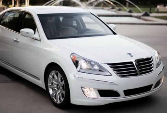 Hyundai doreste sa creeze o gama de lux