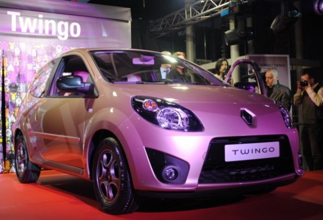 VIDEO: Renault Twingo lansat oficial in Romania