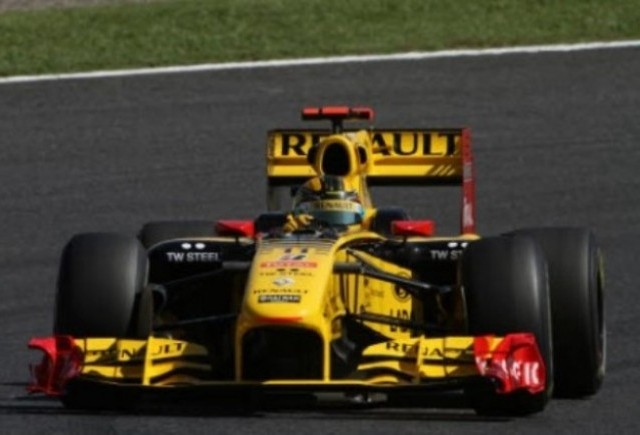 Grupul Lotus va sponsoriza Renault