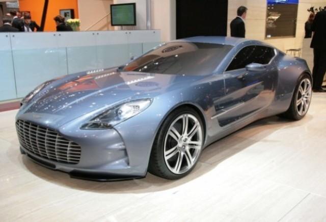 Aston Martin a vandut 60 din cele 77 de exemplare One-77