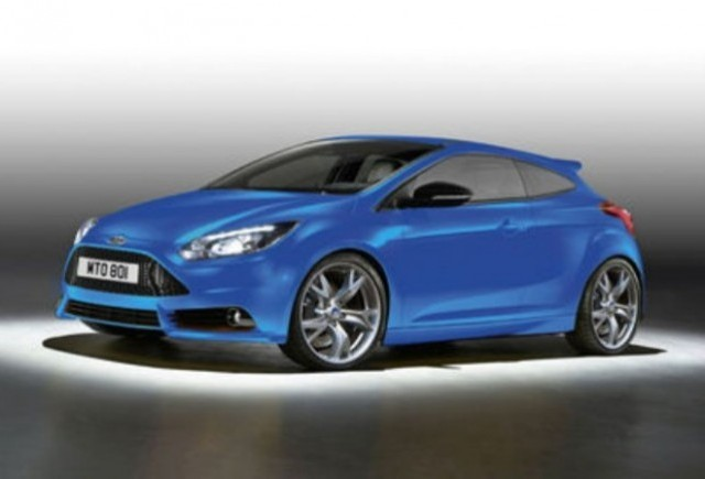 Ford lucreaza la noul Focus coupe
