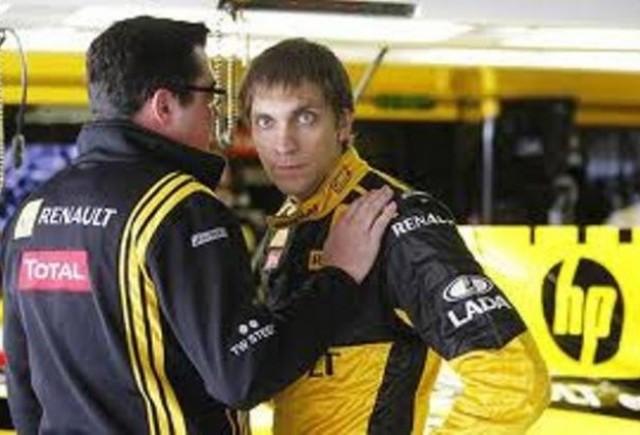 Petrov este prima optiune pentru Lotus Renault